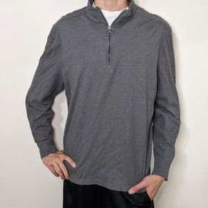 Calvin Klein quarter zip pullover long sleeve